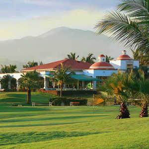 El Tigre CG: Clubhouse & driving range