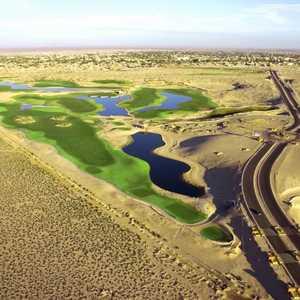The Links at Las Palomas Resort GC: Aerial view